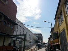 Tamil Street, George Town, Penang