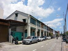 Acheen Street Ghaut, George Town, Penang