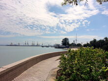 The Esplanade, George Town, Penang