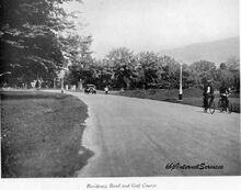 Residency Road, George Town, Penang (old)