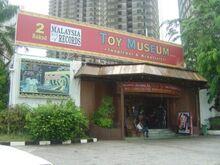 Penang Toy Museum, Tanjung Bungah, George Town