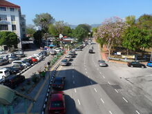 Residency Road, George Town, Penang