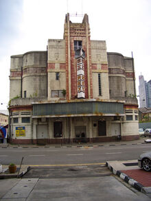 Rex theatre, Burmah Road, George Town, Penang