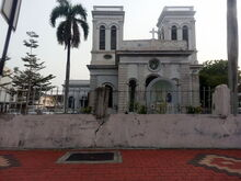 Church of the Assumption, Farquhar Street, George Town, Penang