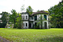 Judge's Residence, Sepoy Lines Road, George Town, Penang