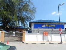 Royal Malaysian Navy station, Jalan Tun Syed Sheh Barakbah, George Town, Penang