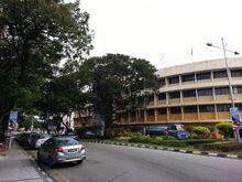 King Edward's Place, George Town, Penang