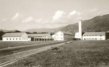 St. George's Girls' School, George Town, Penang (1954)