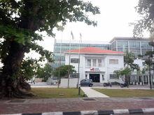 Chung Siew Yin Building, Light Street, George Town, Penang