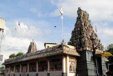 Hindu temple, Gelugor, George Town, Penang