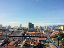 Skyline of Jelutong, George Town, Penang