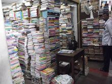 Chowrasta Market bookstores, George Town, Penang