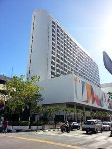 Hotel Jen, Magazine Road, George Town, Penang