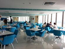 59Sixty Restaurant, KOMTAR, George Town, Penang