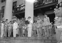 Japanese surrender in Singapore