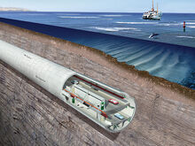 Penang Undersea Tunnel