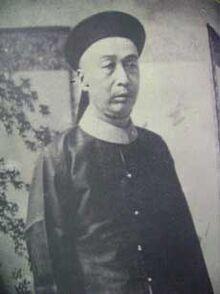 Cheong Fatt Tze