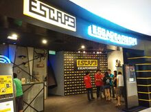 Escape Room, 1st. Avenue Mall, George Town, Penang