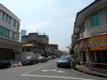 Lorong Seratus Tahun, George Town, Penang