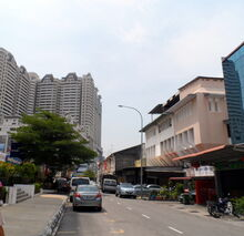 Perlis Road, George Town, Penang