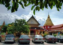 Wat Buppharam, Pulau Tikus, George Town, Penang