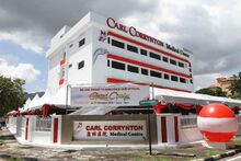 Carl Corrynton Medical Centre, Green Lane, George Town, Penang