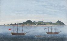 Penang Museum historical painting M141b