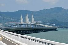 Penang-Second-Bridge