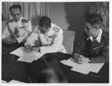 Japanese surrender Penang