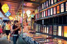 Batu Ferringhi night market, George Town, Penang