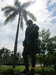 Francis Light, George Town, Penang