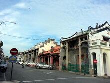 King Street, George Town, Penang