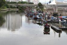 Pinang River, George Town, Penang