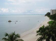 Tanjung Bungah beach, Penang