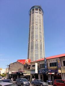 KOMTAR George Town, Penang