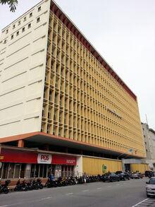 Penang General Post Office, Downing Street, George Town, Penang-0