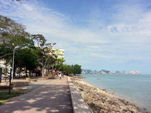 Esplanade, George Town, Penang