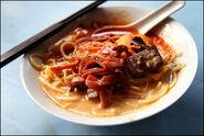Air Itam curry mee, George Town, Penang