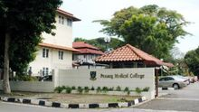 Penang Medical College, George Town, Penang