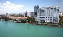 Victory Annex, Eastern & Oriental Hotel, George Town, Penang