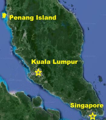 Penang Island   Penang Wikia   FANDOM powered by Wikia