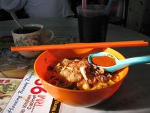 Hokkien mee, Pulau Tikus, George Town, Penang