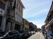 Malay Street, George Town, Penang