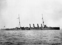 HMS Yarmouth