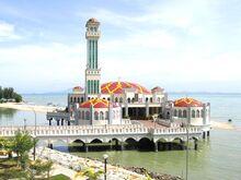 Tanjung Bungah Mosque, George Town, Penang