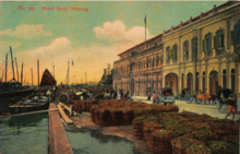 Weld Quay, George Town, Penang (1900s)