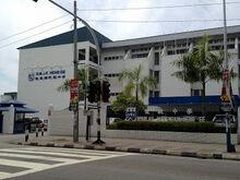 Heng Ee High School (2), Batu Lanchang, George Town, Penang