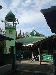 Masjid Jamek Sungai Gelugor, Penang