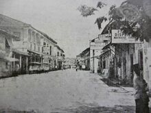 Beach street (old2), George Town, Penang