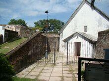 Fort Cornwallis chapel, George Town, Penang